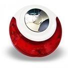 Description de la sirene intérieure flash sans fil Atlantic'S