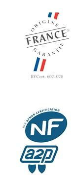 Alarme sans fil Française NFa2p Diagral