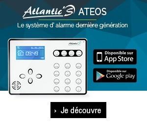 alarme de maison Atlantic'S ATEOS