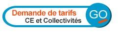 Tarifs CE et Collectivités
