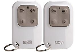 télécommandes bi-directionnelles delta dore TL 2000