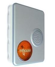 Sirène d'alarme extérieure sans fil MAS01 Mhouse