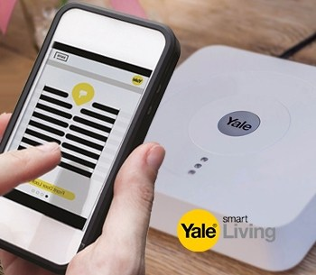 Domotique Yale Smart Living