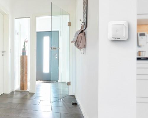 domotique Bosch Smart Home caméra extérieure eyes