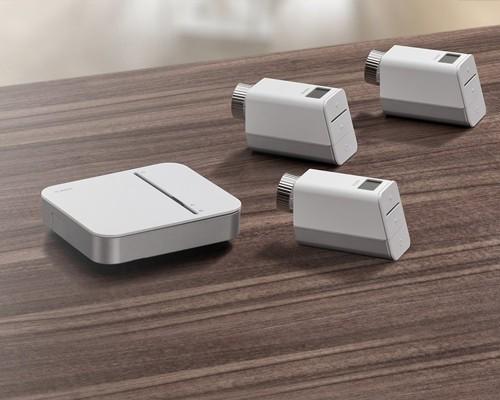 système domotique Bosch Smart Home - kit confort climatique