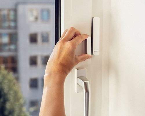 système domotique Bosch Smart Home - Contact porte ou fenêtre