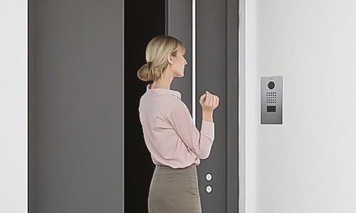 Carillon sans fil pour portier vidéo Doorbird