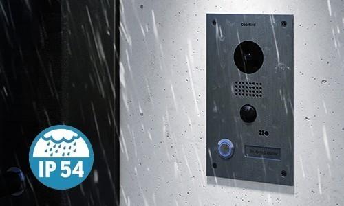 portier vidéo IP connecté Doorbird
