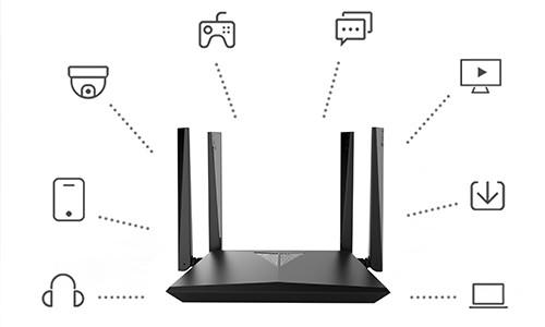 Routeur wifi bibande W3 - Ezviz