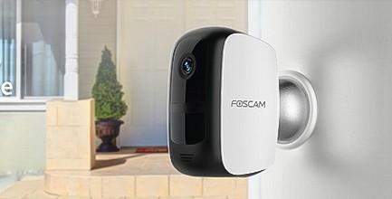 E1-2 [FOSCAM] Test de la solution de vidéosurveillance Foscam E1
