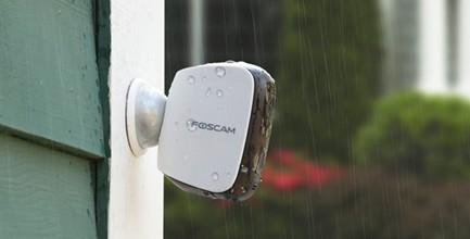 E1-6 [FOSCAM] Test de la solution de vidéosurveillance Foscam E1