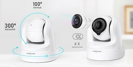 Caméra Foscam FI9926P