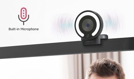 Webcam Foscam et microphone intégré
