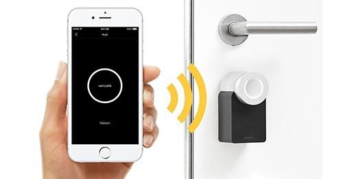Serrure électronique Nuki Smart Lock