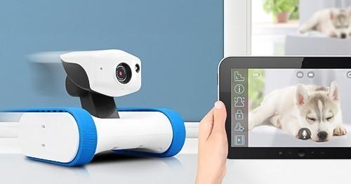 Robot télécommandé vidéo
