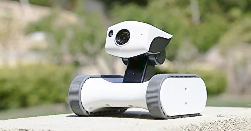 Robot connecté vidéosurveillance